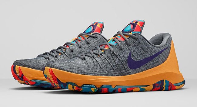 7154773195a7 Nike KD 8 Prince Georges Release Date