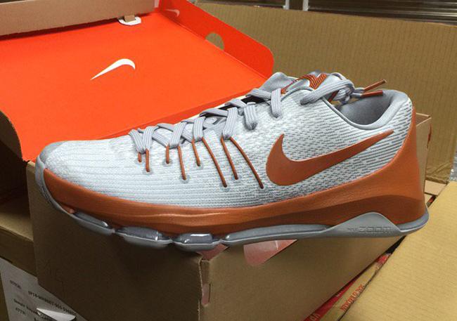 Nike KD 8 Texas PE
