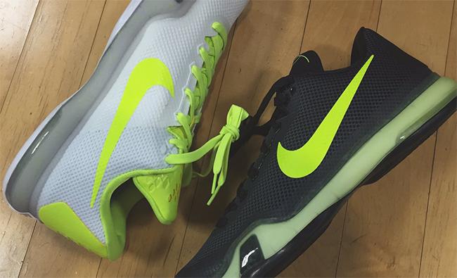 Nike Kobe 10 Baylor