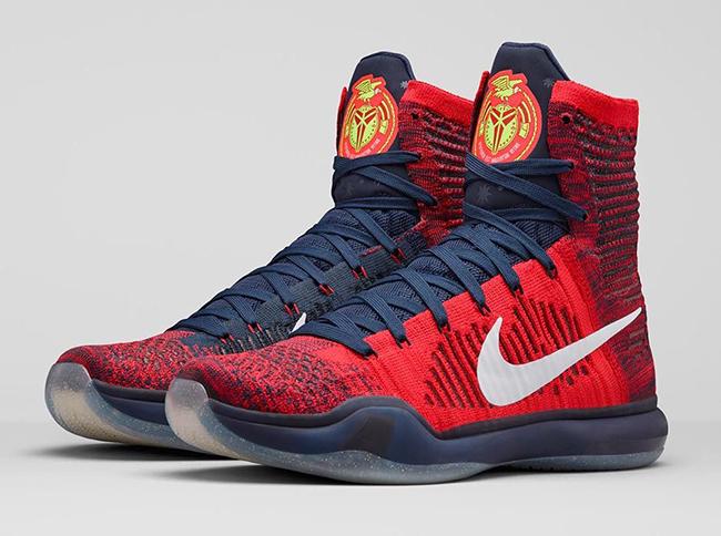 Nike Kobe 10 Elite American