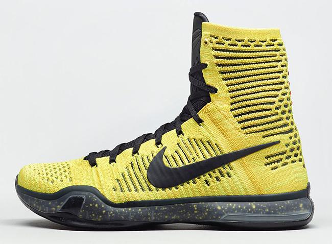 Nike Kobe 10 Elite Black Friday