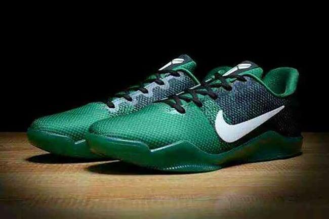 Nike Kobe 11 Green