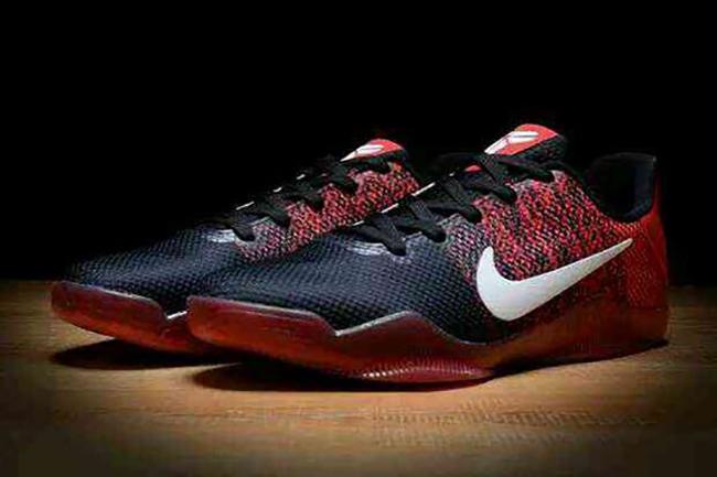 Nike Kobe 11 Red Black