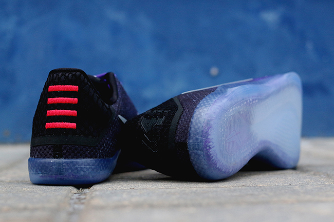 Nike Kobe 11 Purple Black