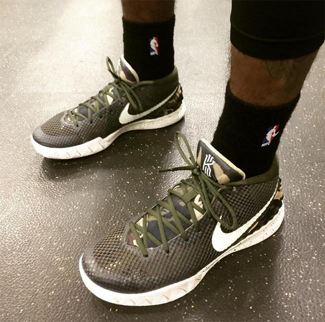 Nike Kyrie 1 Camo