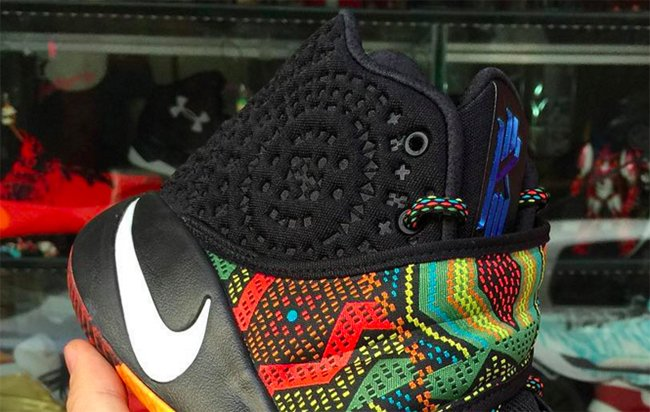 Nike Kyrie 2 BHM Black History Month