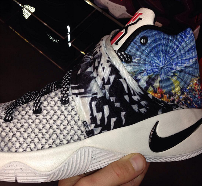 new concept 76455 dccac Nike Kyrie 2 Tie Dye