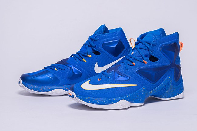 Nike LeBron 13 Balance Release