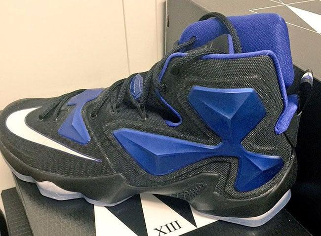 Nike LeBron 13 Duke Away PE