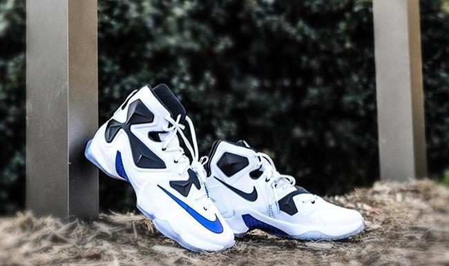 Nike LeBron 13 Duke Home PE