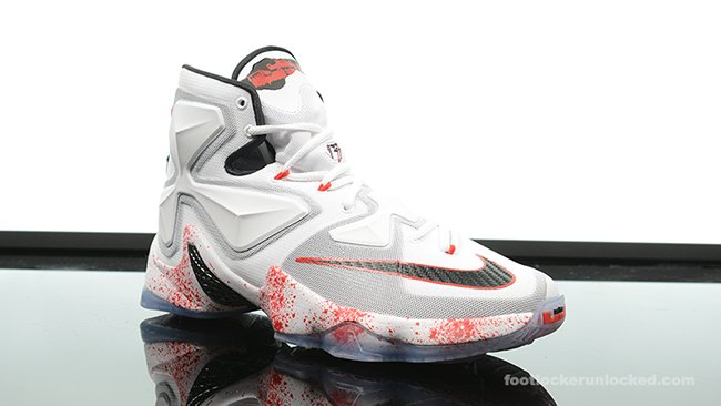 Nike LeBron 13 Friday the 13th Horror