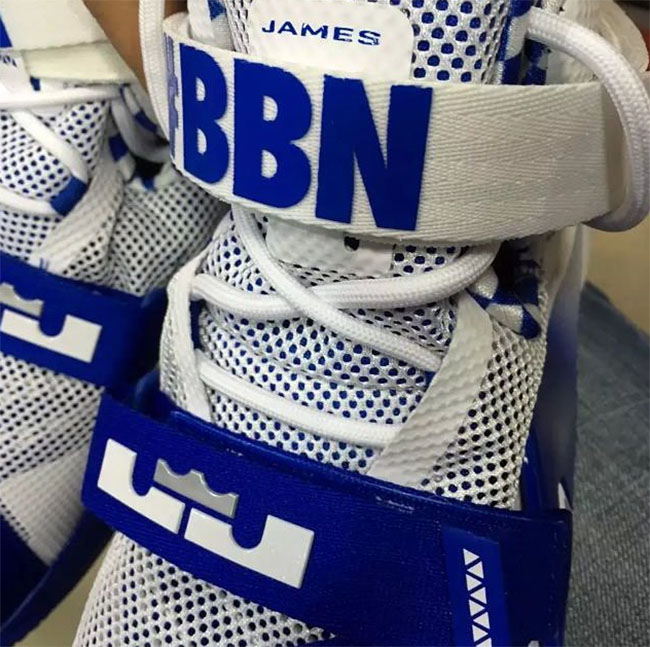Nike LeBron Soldier 9 Kentucky Big Blue Nation