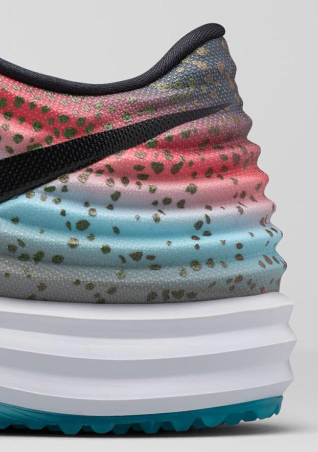 Nike Lunar Trout 2 Rainbow Trout