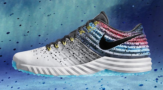 lowest price 5736f 97867 30%OFF Nike Lunar Trout 2 Rainbow Trout