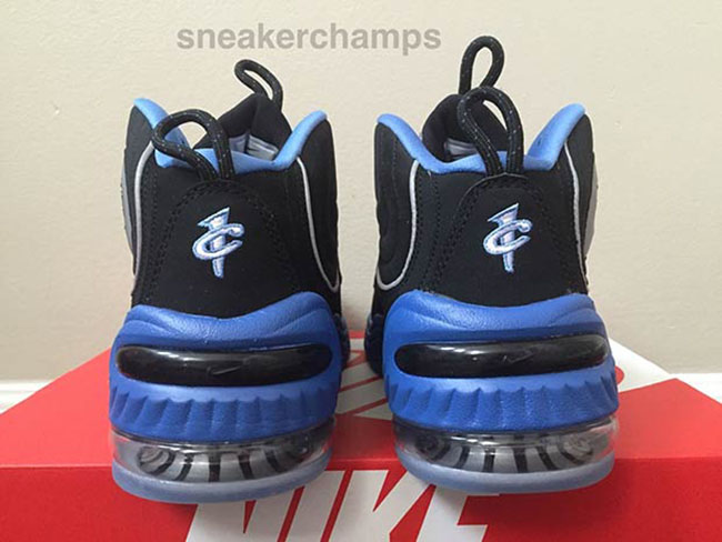 Nike Penny 2 Black Royal 2016