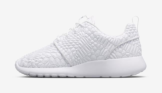 Nike Roshe One Diamondback White