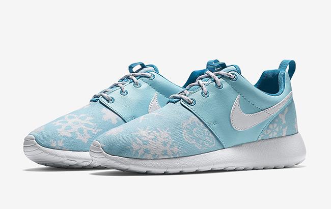Nike Roshe One GS Snowflakes