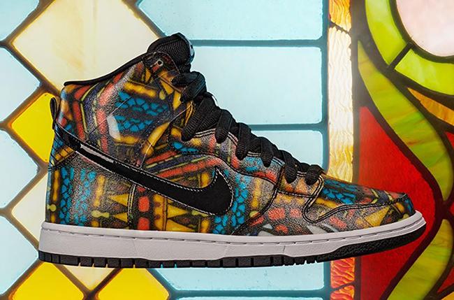 Nike SB Dunk High Concepts Black Friday