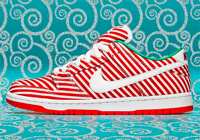 Buy Nike SB Dunk Low Candy Cane