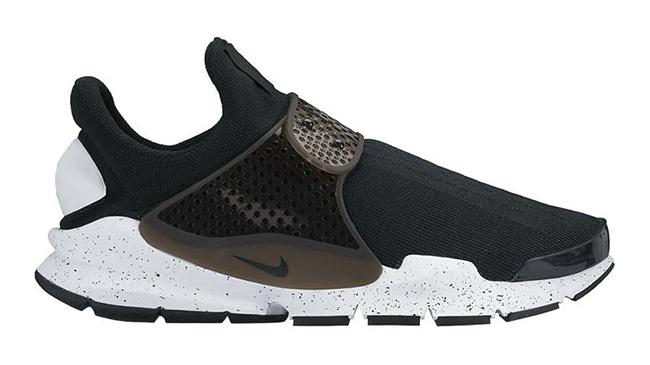 Nike Sock Dart Black White 2016