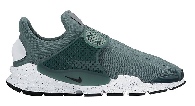 Nike Sock Dart Grey White 2016