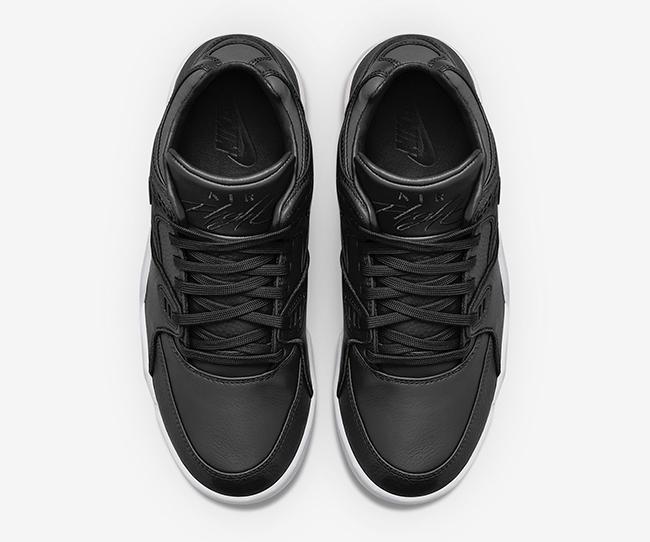 NikeLab Air Flight 89 Black White