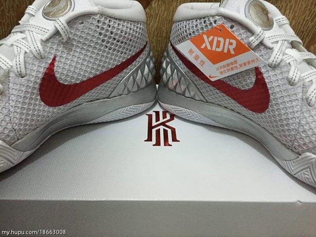 Opening Night Nike Kyrie 1 Double Nickel