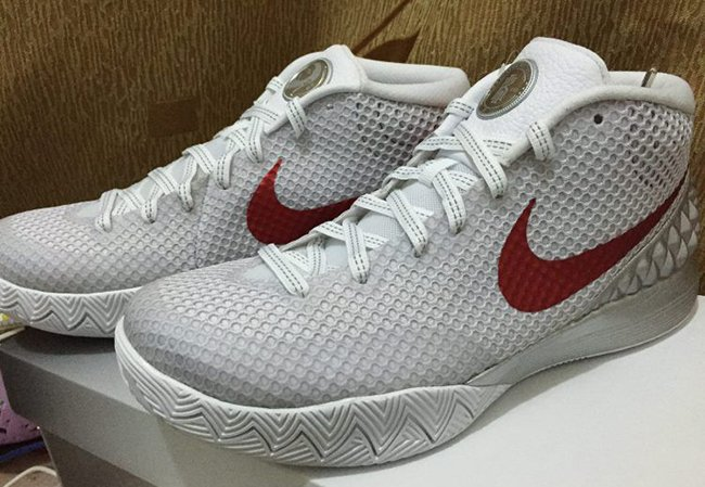 Opening Night Nike Kyrie 1 Double Nickel