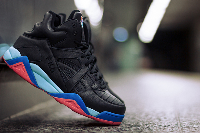 Pink Dolphin Fila Cage Round Two Cyber Monday