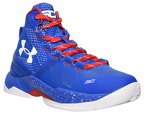 Providence Road Under Armour Curry 2