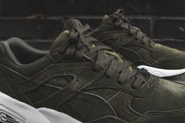 puma r698 forest night