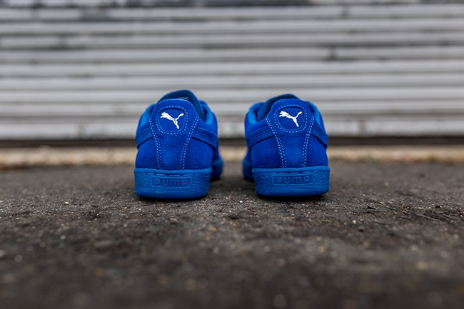 Puma Suede Classic ICED Royal Blue | SneakerFiles