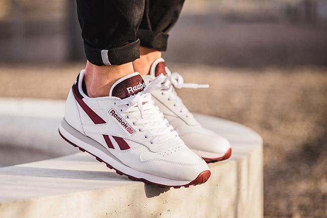 Кроссовки Reebok Classic – спортивная обувь, достойная своего бренда