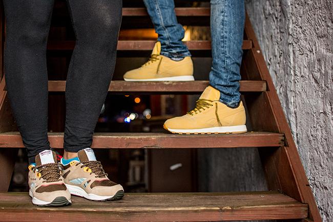 c4e39a82 Reebok Classic Wheat Pack | SneakerFiles