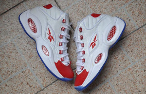 Reebok Question OG White Red 2016