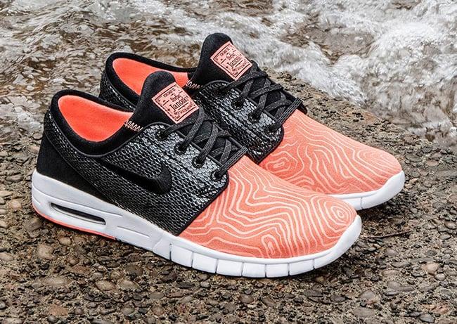 Salmon Premier Nike SB Stefan Janoski Max Fish Ladder