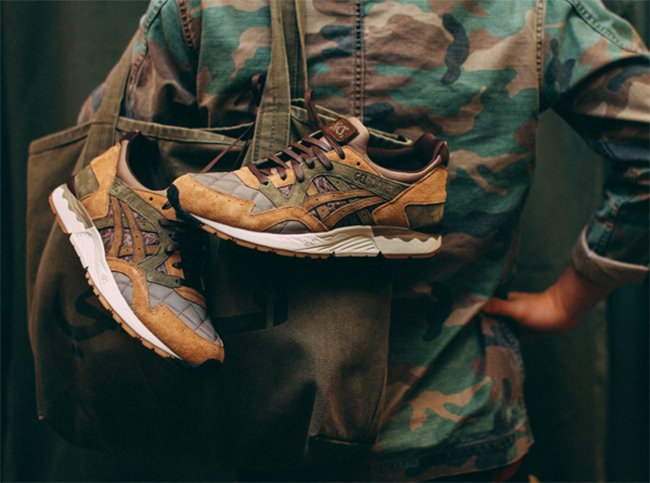 SBTG Kicks Lab Asics Gel Lyte V