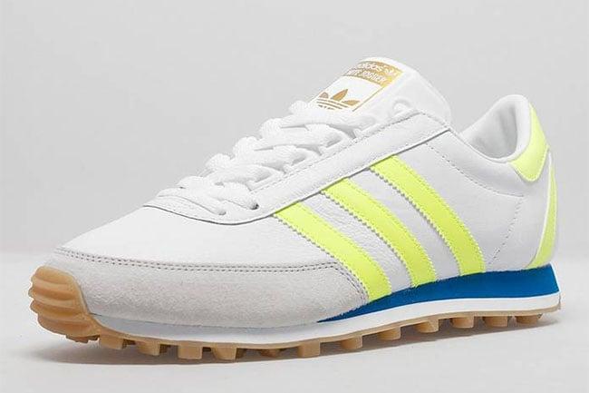 size? adidas Originals Nite Jogger Bright Yellow