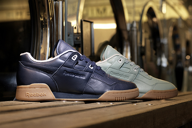 Size? Reebok Workout Plus Tumbled Pack
