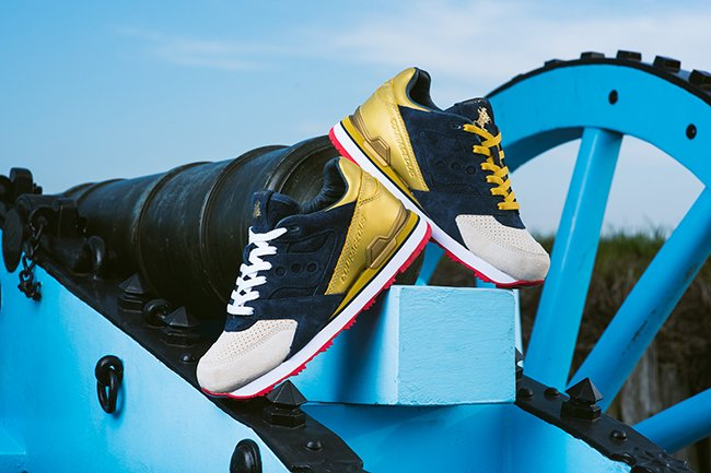 Sneaker Politics Saucony Courageous The Jackson