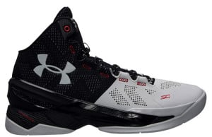 Under Armour Curry 2 Suit Tie Release