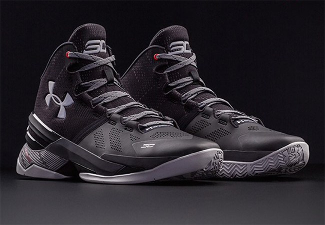 Under Armour Curry Two The Professional