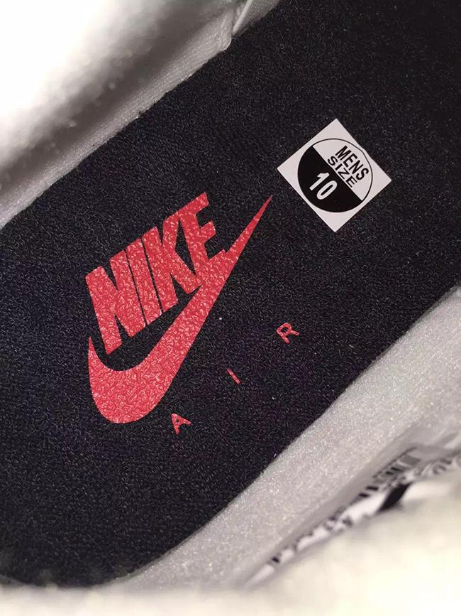 White Cement Nike Air Jordan 4 OG 2016