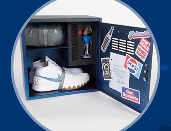 Win Uncle Drew Nike Kyrie 1 Pepsi