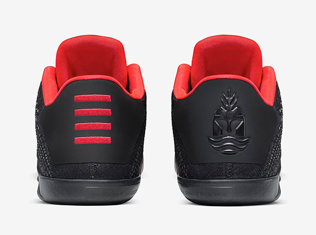 Achilles Heel Kobe 11