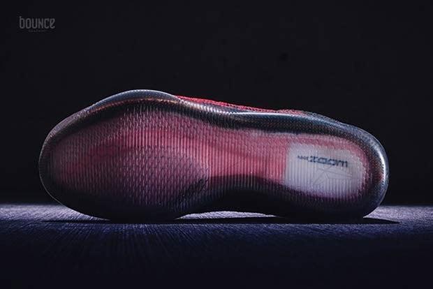 Achilles Heel Nike Kobe 11