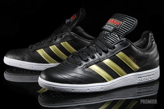 Adidas busenitz gold stripes adidas busenitz avanzata, nero2c oro 26 rosso