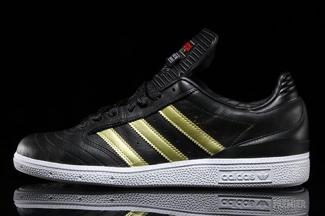 adidas Busenitz Scheinfeld Black Gold