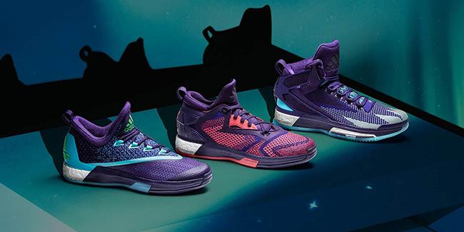 adidas D Lillard 2 All Star Aurora Borealis