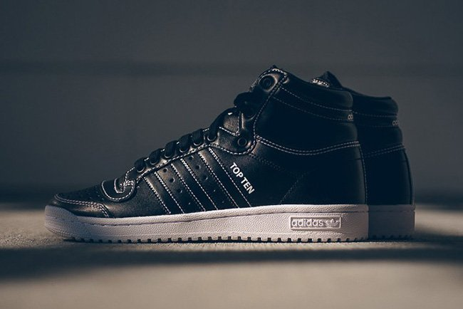 adidas Originals Top Ten Hi Black